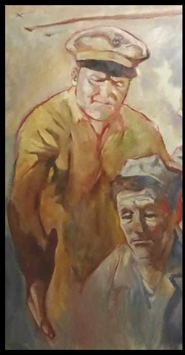 Andreas Lehmeyer, Nürnberg, Maler, Startseitenbild Art