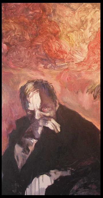Andreas Lehmeyer, Nürnberg, Maler, Startseitenbild Kontakt